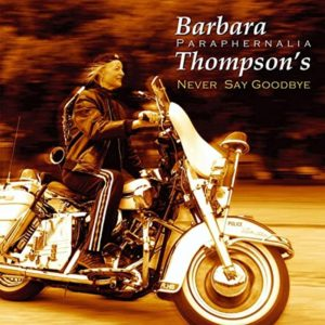 CD Barbara Thompson - Paraphernalia
