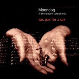 CD Sax Pax for a Sax