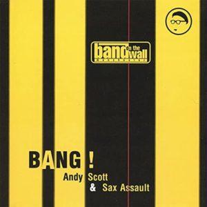 CD bang! - Sax Assault