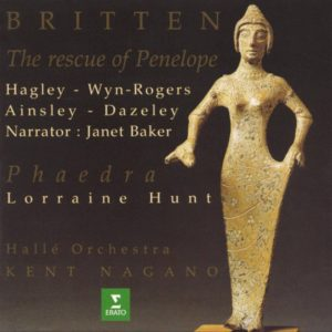 CD Britten - The Rescue of Penelope