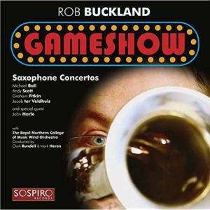 CD Gameshow - Rob uckland