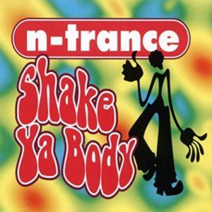 CD n-trance Shake Ya Body