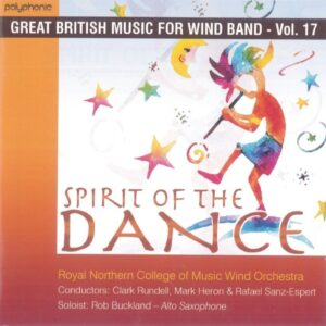 CD RBCM - Spirit of the Dance