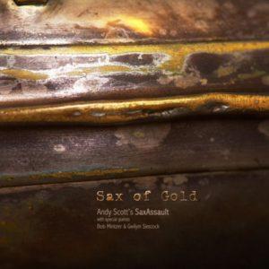 CD Sax of Gold - Sax Assault
