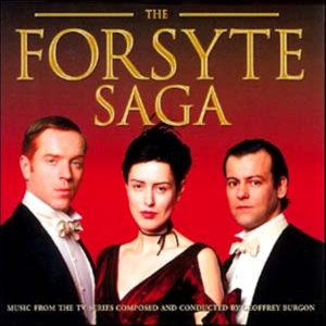 TV Forsyte Saga - ITV