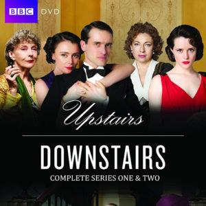 TV Upstairs Downstairs - BBC