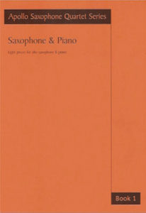 Work: Saxophone & Piano Book 1
