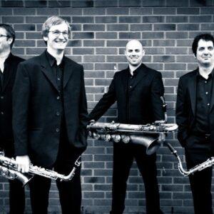 Apollo Saxophone Quartet