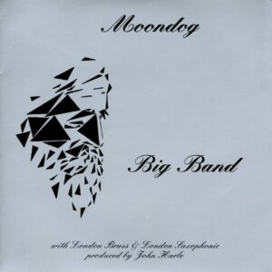 Moondog Big Band CD cover
