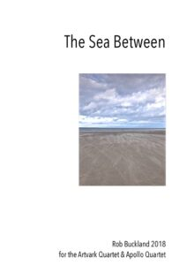 The Sea Between cover